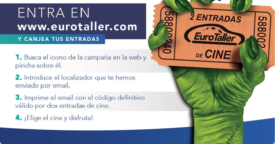 Campaña Cine EuroTaller 2019