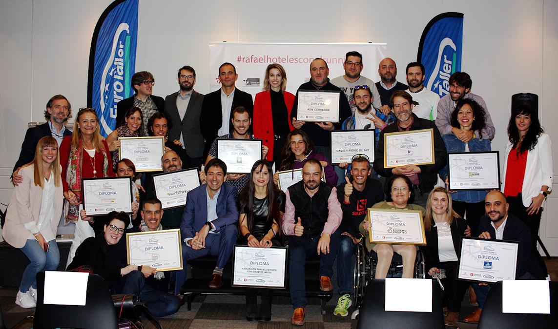 Premios Solidarios del Running EuroTaller