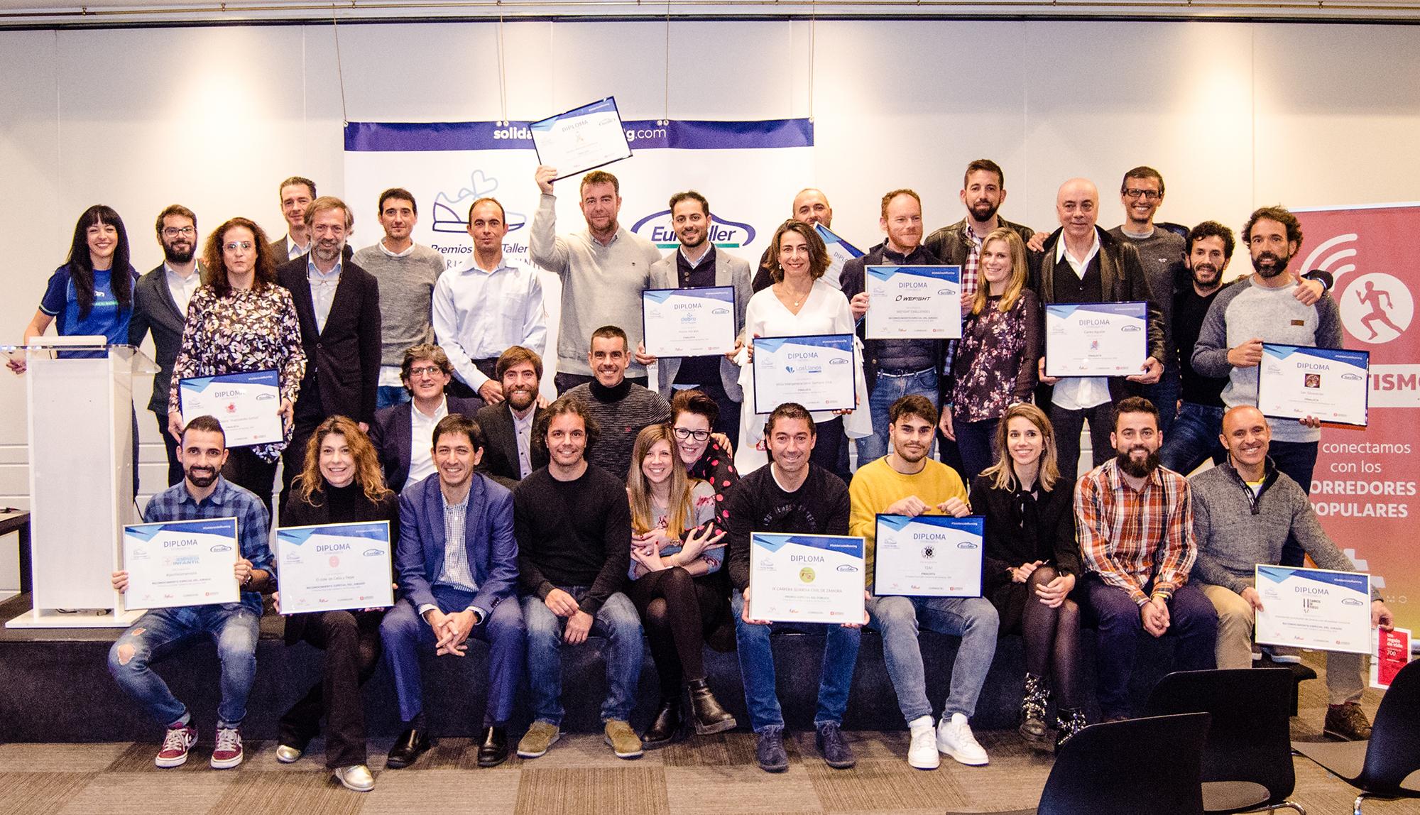 Solidarios del Running EuroTaller 2019